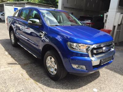 FORD RANGER 2,2 TDCI LIMITED DOUBLE CAB