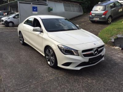 MERCEDES CLA 180 CDI SENSATION