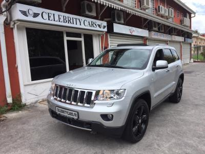 JEEP GRAND CHEROKEE 3,0 CRD OVERLAND