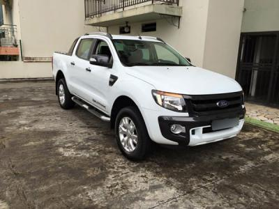 FORD RANGER 3,2 TDCI WILDTRAK DOUBLE CAB