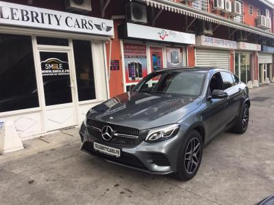 MERCEDES GLC COUPE 220D FASCINATION AMG