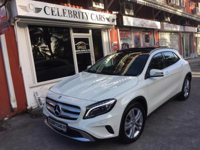 MERCEDES GLA 200 BE Sensation
