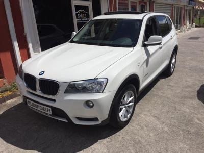 BMW X3 XDRIVE 20D BUSINESS