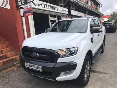 FORD RANGER 3,2 TDCI WILDTRAK DOUBLE CABINE