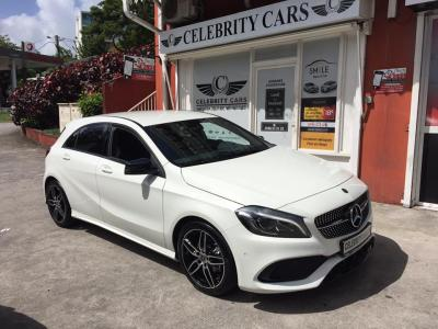 MERCEDES A 180BE FASCINATION AMG LINE
