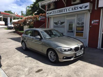 BMW 118i A PACK LOUNGE