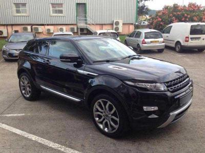 RANGE ROVER EVOQUE 2,2 SD4 DYNAMIC COUPE